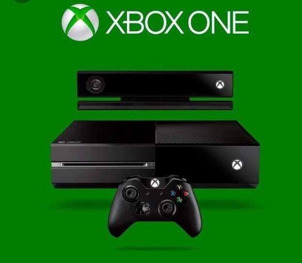 Gangazo! Xbox One con Accesorios