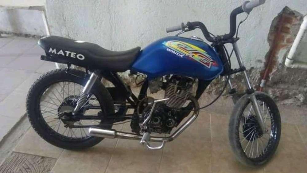 <strong>honda</strong> Cg Titulo I 08 Y Patente