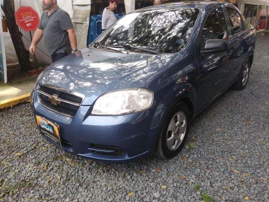 Chevrolet Aveo Emotion 2008 - 129843 km