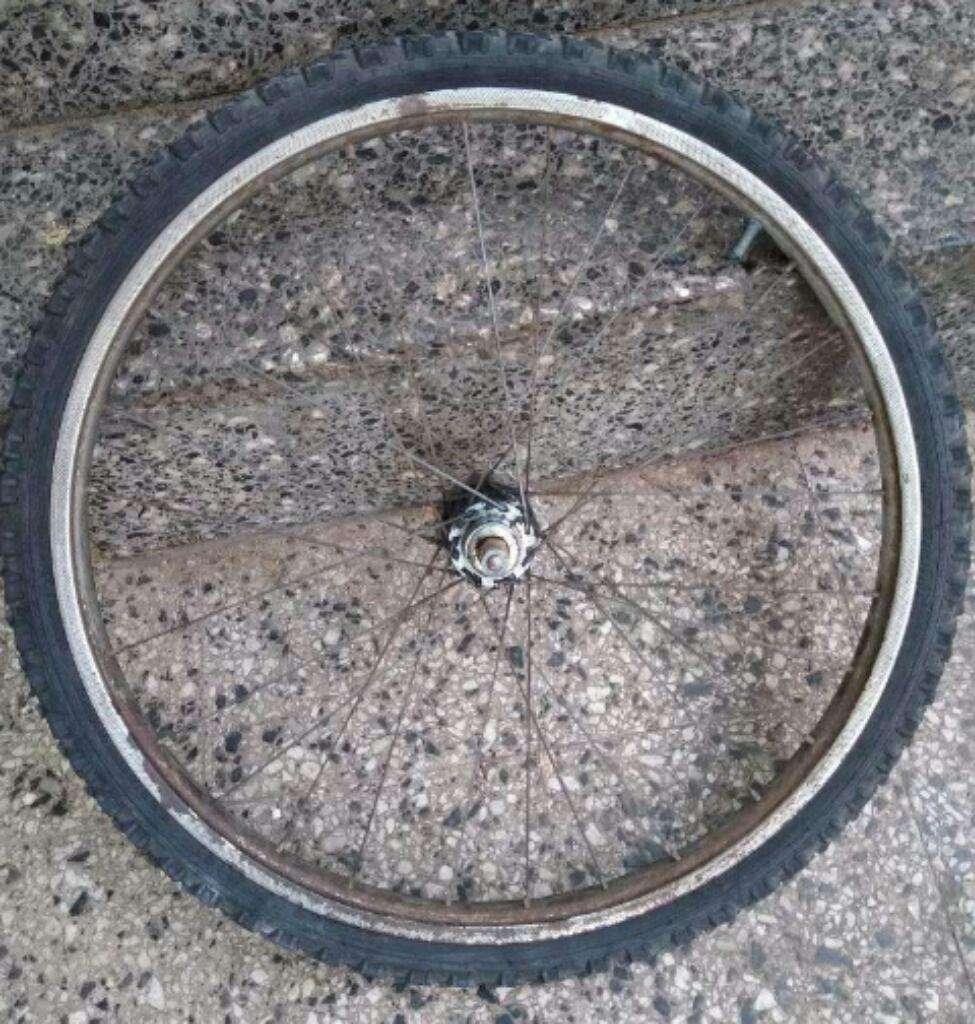 Ruedas de Bici 26 Completas Como Nuevas