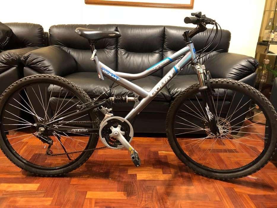 Vendo Bicicleta Goliat Aro Aro 26