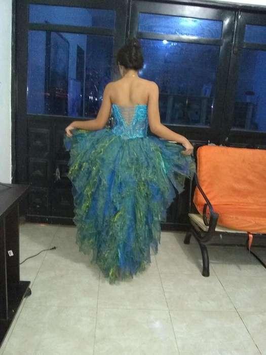 Vendo Vestido para 15 Años Te 3178477553