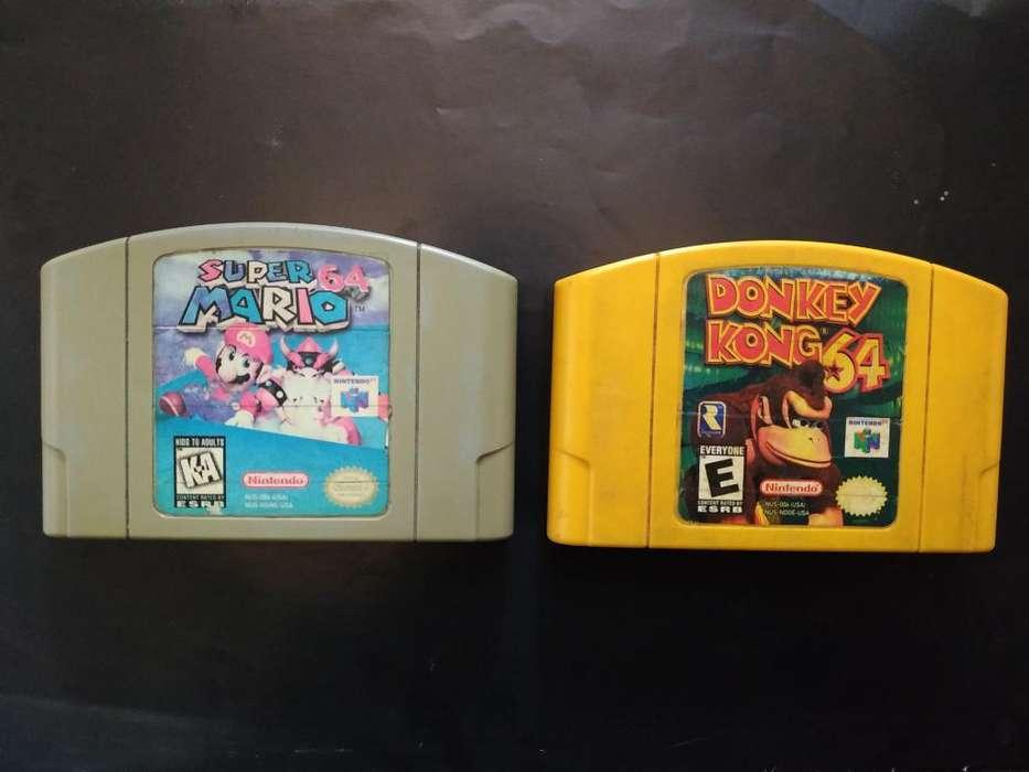 Juegos de Super Nintendo 64