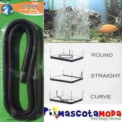 Difusores flexibles de burbuja para aire en acuarios y peceras