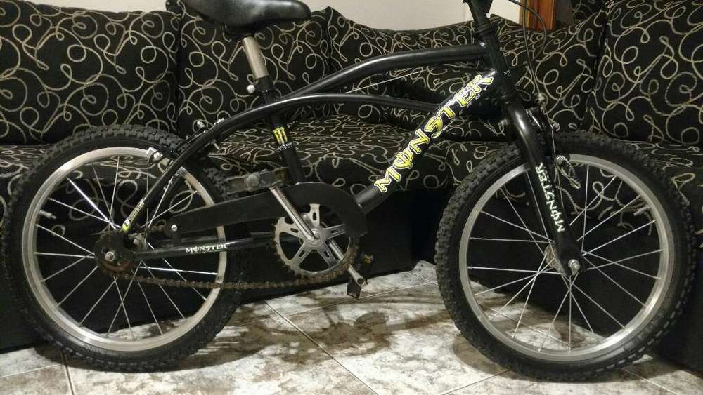 Bicicleta Playera Rodado 16 Niño
