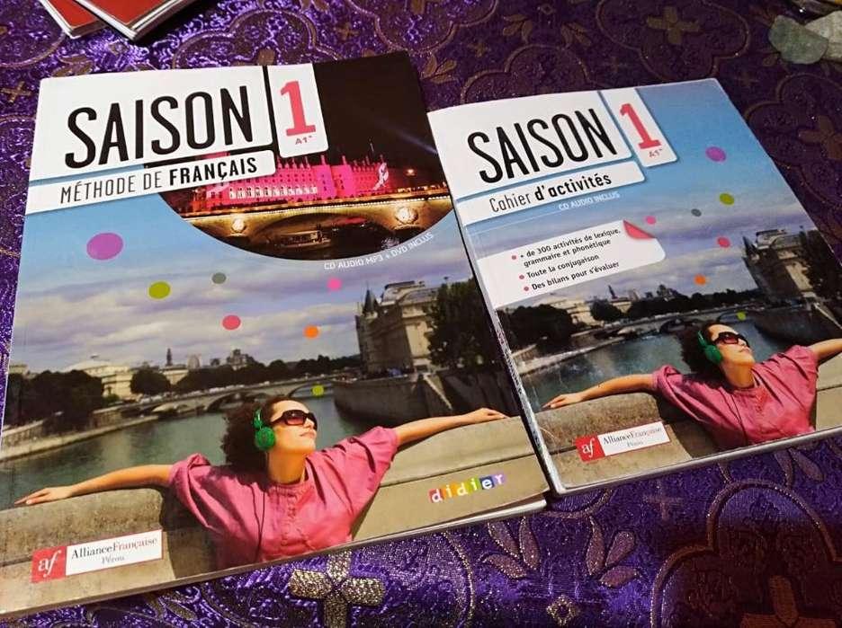 Libro Saison 1 Frances