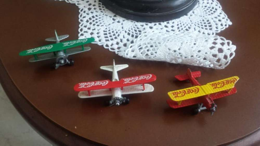 Aviones Coca Cola