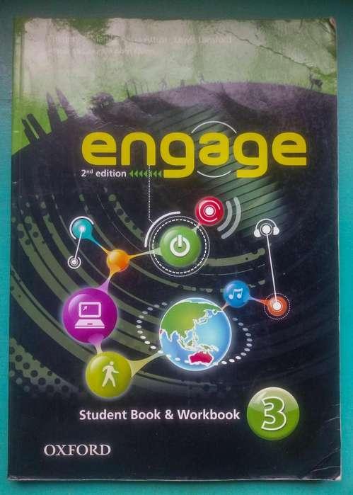 Engage 3 (2nd edition) - Student Book & Workbook - Student MultiROM
