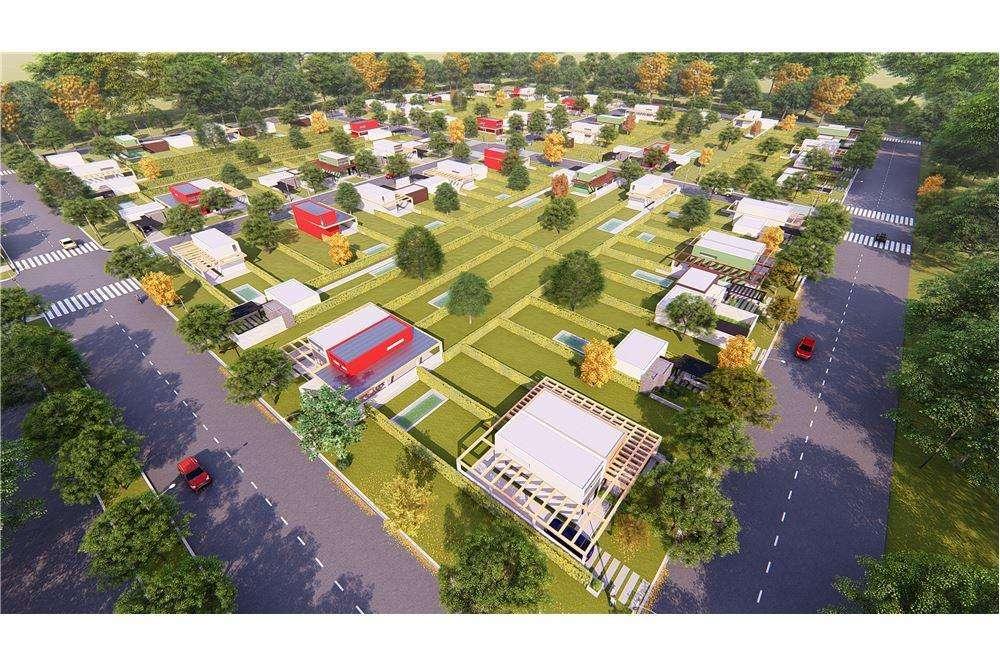 Terreno en venta Abasto Barrio Ecológico