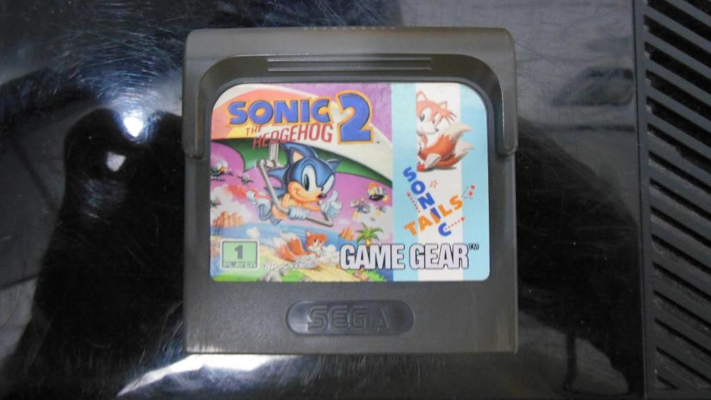 Sonic the Hedgehog para Game Gear