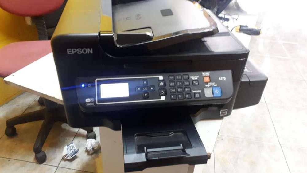 Mantenimiento Reparación Impresora Epson