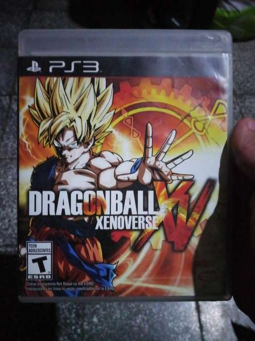 Vendo O Cambio Dragon Ball Xenoverse