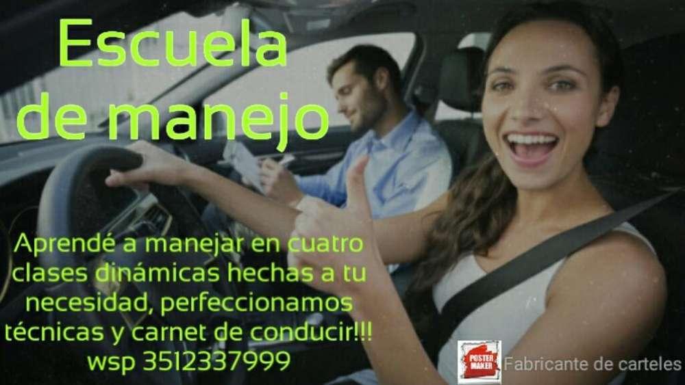 Practica Manejo