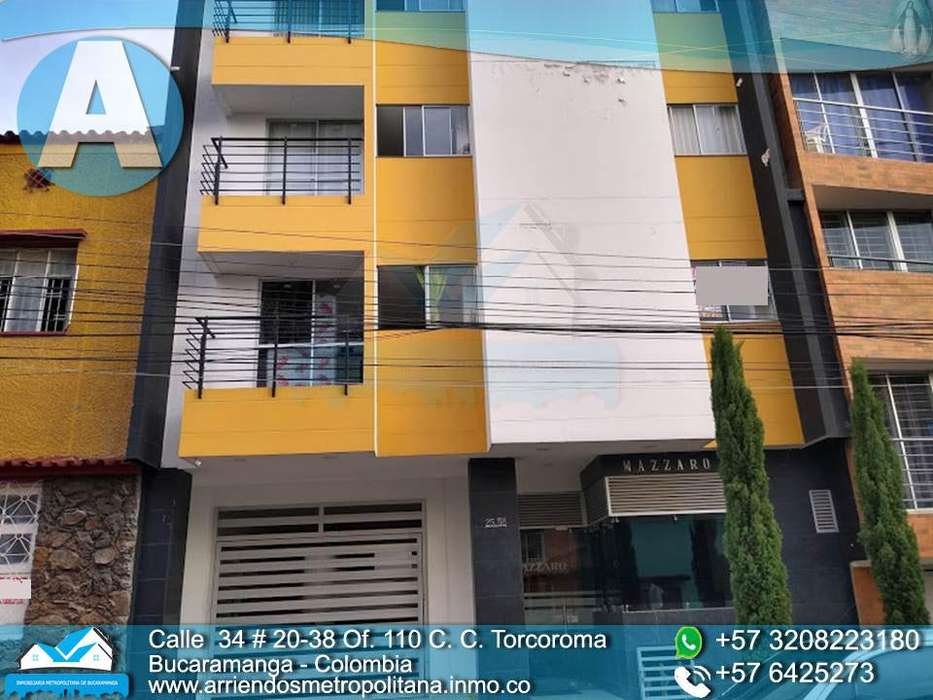 VENDO-ARRIENDO SAN FRANCISCO EDIFICIO MAZZARO