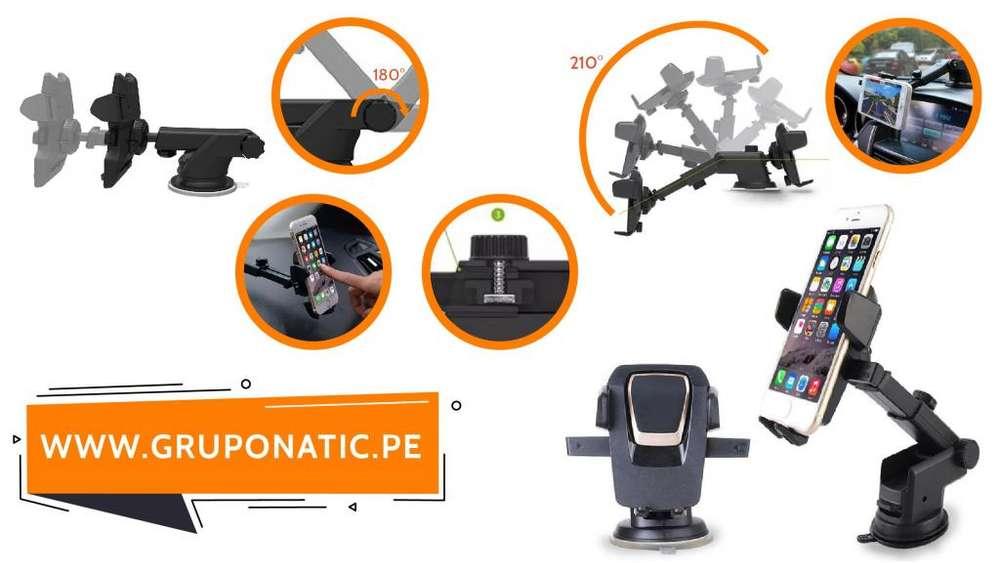 Soporte Pegatodo Para Celular Y tablet En Tablero 360 Gruponatic San Miguel Surquillo Independencia La Molina 941439370