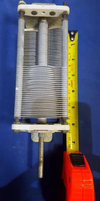 High Power Variable Tuning Capacitor Condenser 074028