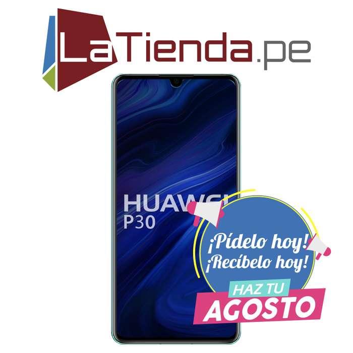 Huawei P30 Triple <strong>camara</strong> principal 40 MP 16 MP 8 MP30 Triple <strong>camara</strong> principal 40 MP 16 MP 8 MP