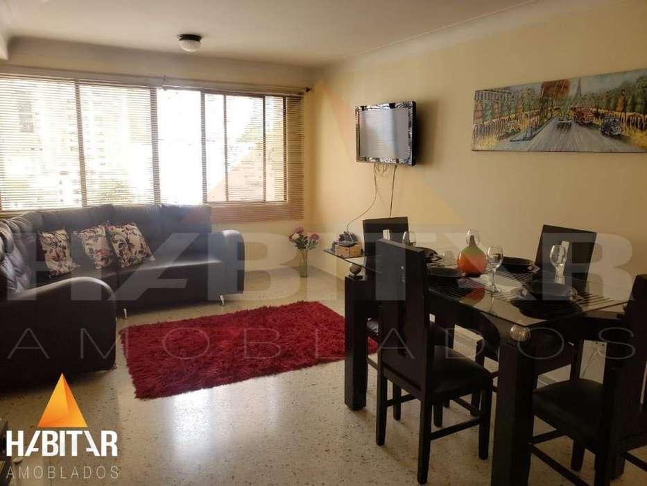 Alquiler Temporal de Apartamento Amoblado en Cabecera, Bucaramanga