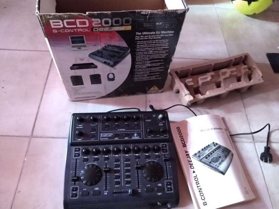 Consola Bcd 2000