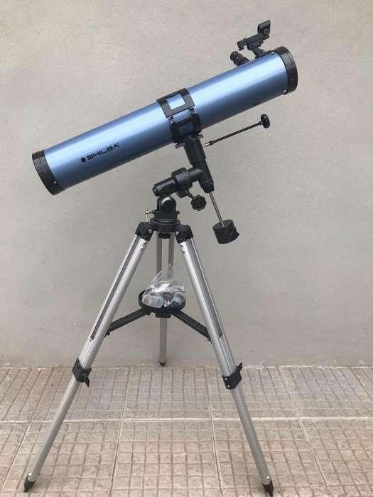 Telescopio Shilba