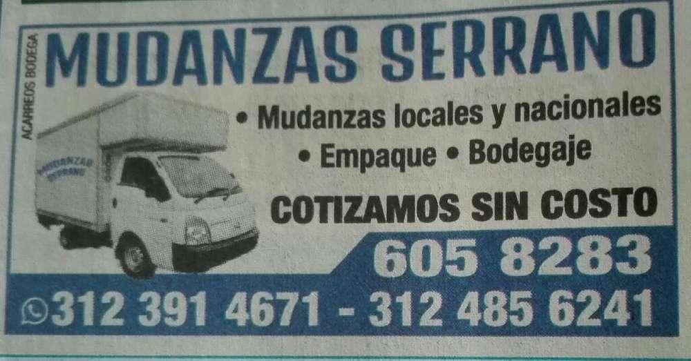 Mudanzas Serrano