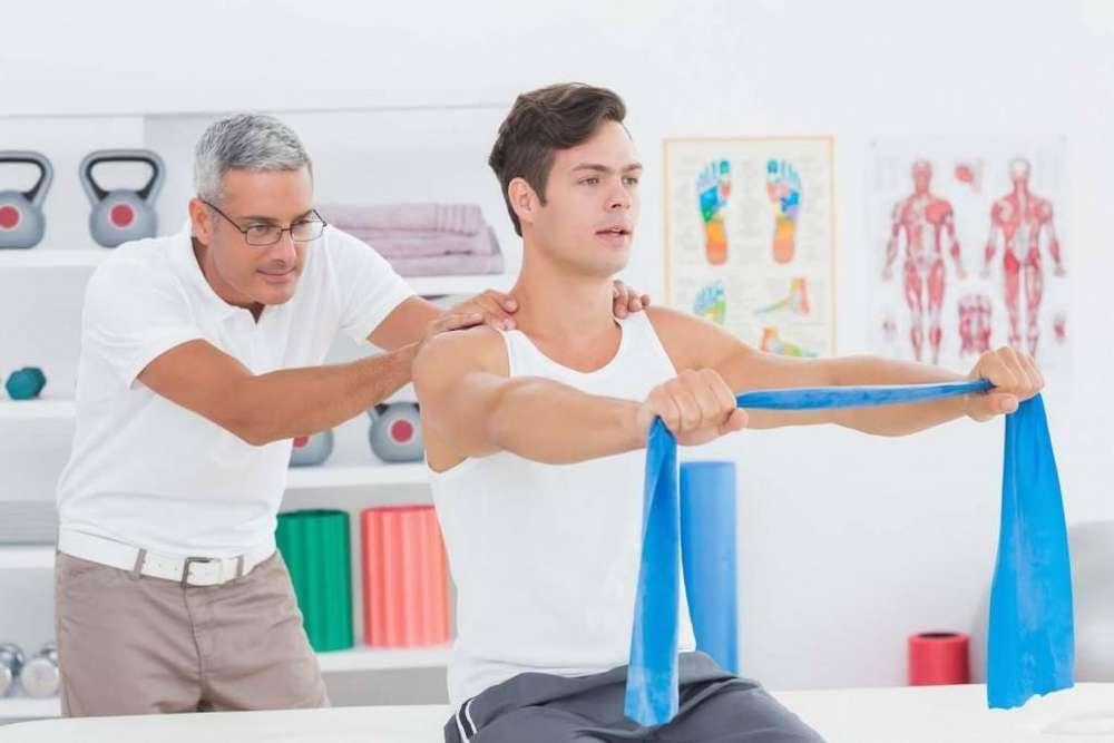 ¿No ve avances en sus fisioterapias realizadas por su EPS? Novedoso método de fisioterapia personalizada
