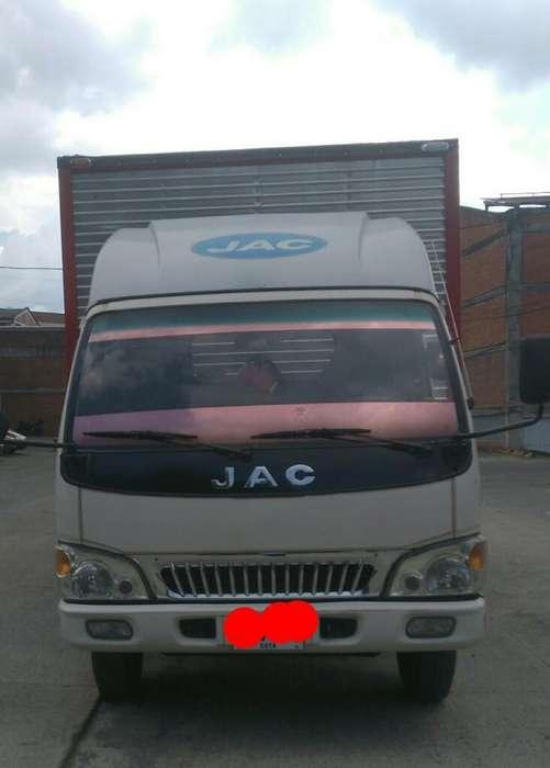 Vendo Camión Jac con Trabajo 53000000
