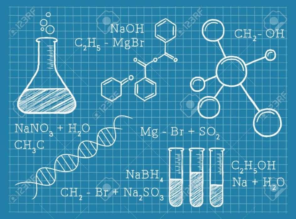 Clases de Química