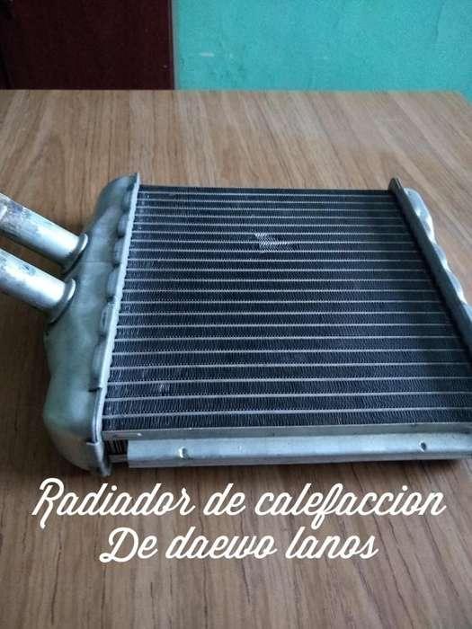 Radiador de Calefaccion Daewo Lanos