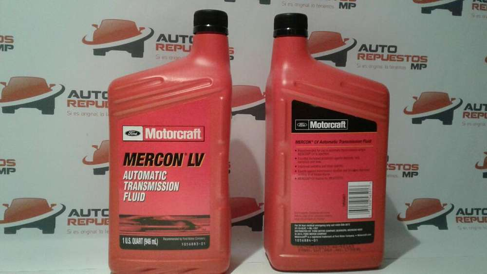 ACEITE DE TRANSMISION XT10QLVC MERCON V MOTORCRAFT APLICA VARIOS MODELOS FORD AUTO<strong>repuesto</strong>S MP GUAYAQUIL