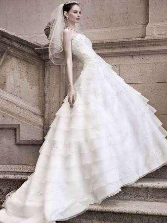 Vestido de Novia increíble importado.