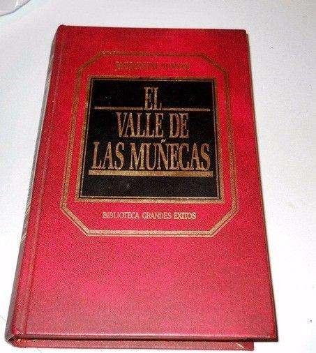 Novela El Valle De Las Muñecas Jacqueline Susann