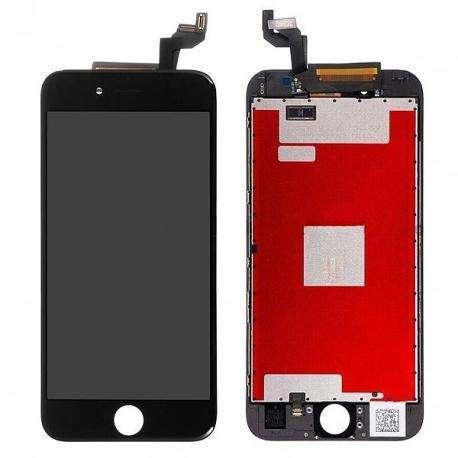 Pantalla Iphone 6s Plus Negra / Tienda San Borja. Garantía.