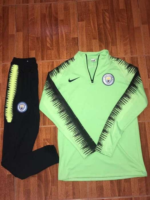 Conjunto Del Manchester City