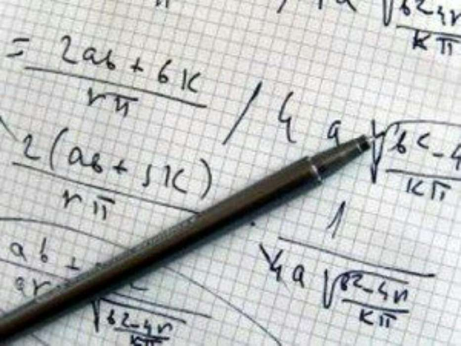 Exámenes Quimestrales de Matemáticas