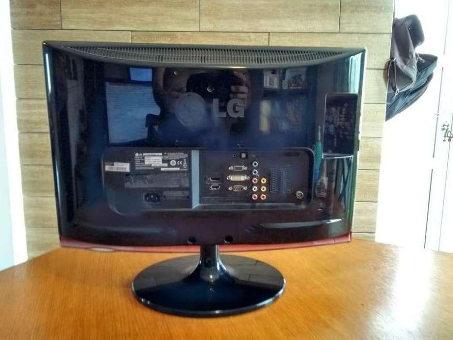 TV MONITOR 22 Pulgadas LG FLATRON