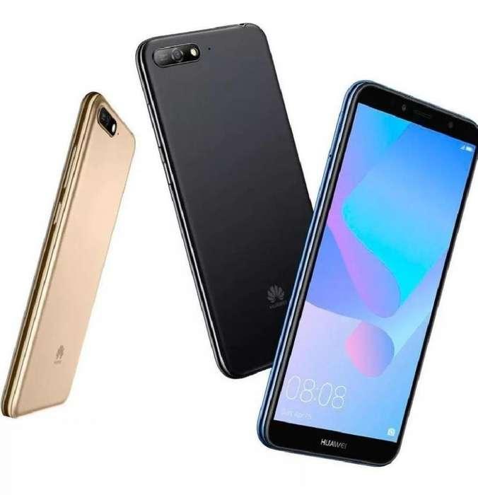 Huawei Y6 2018. 2gb. 16gb. 13mpx. Sellado
