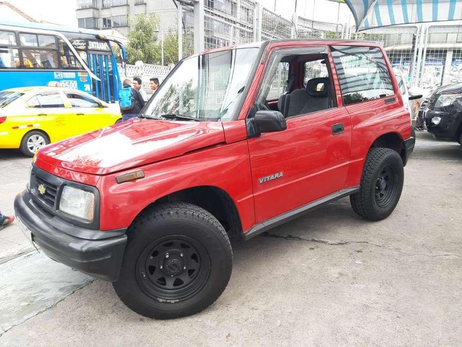 Chevrolet Vitara 2012 - 118000 km