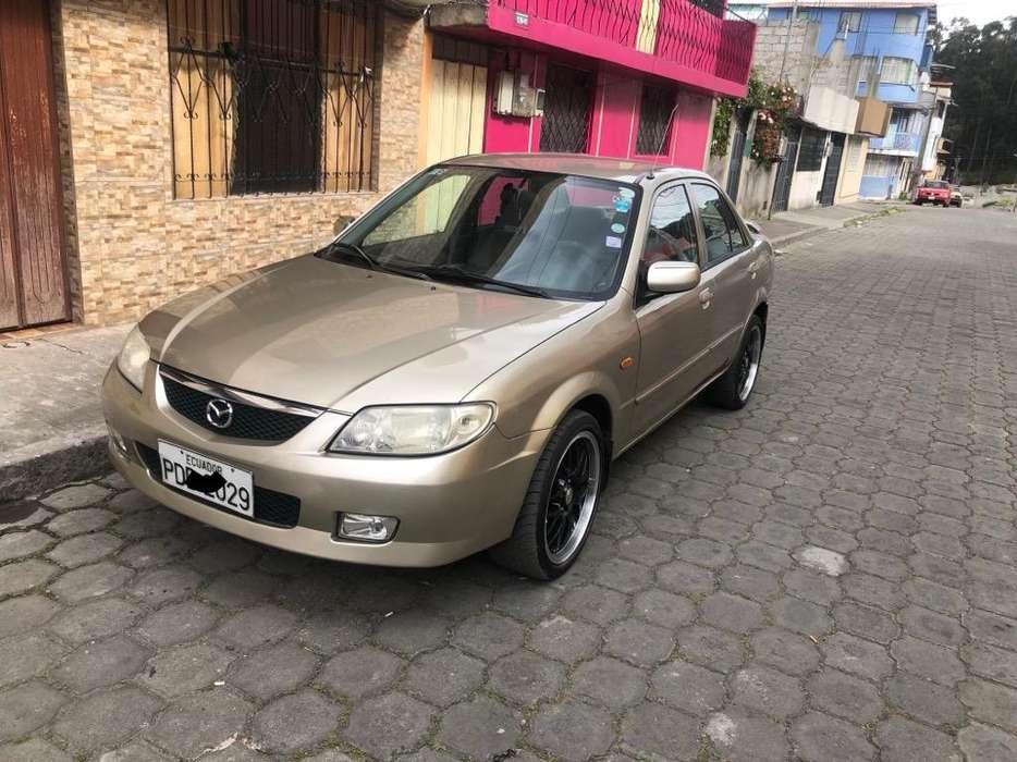 Mazda Allegro 2009 - 145200 km