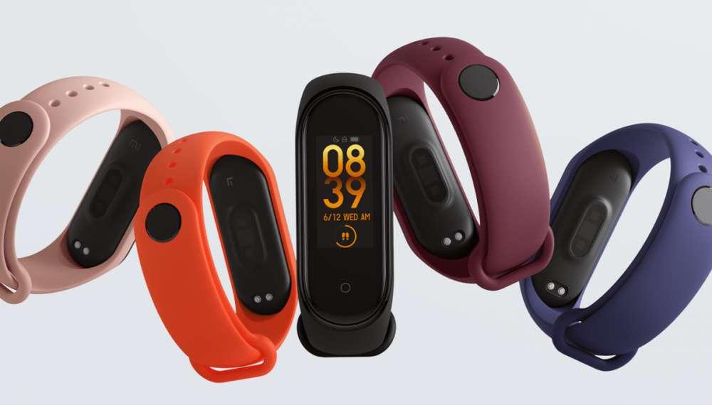 Xiaomi Mi Band 4 Smart Watch Ritmo Cardiaco Original