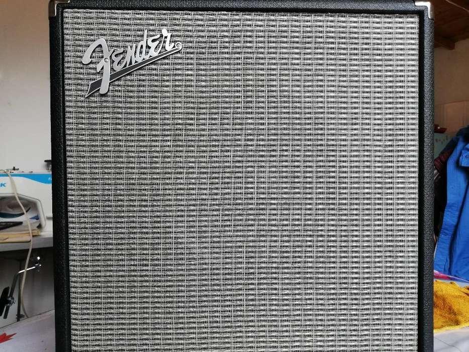 Amplificador Fender _ Ramble 40