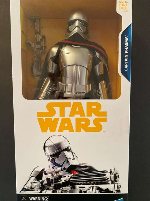 Captain Phasma Figura
