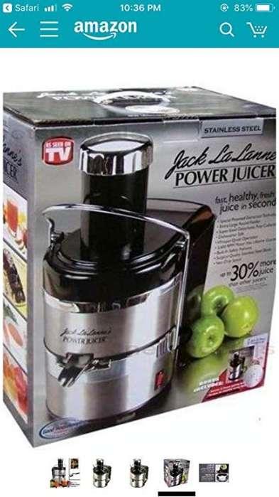 Extractor Jack La Lanne's Power Juicer
