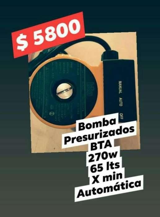 Bomba Presurizadora Bta de 270w