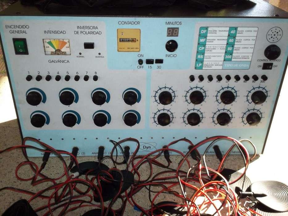 Electrodos Profesional 8 Canales