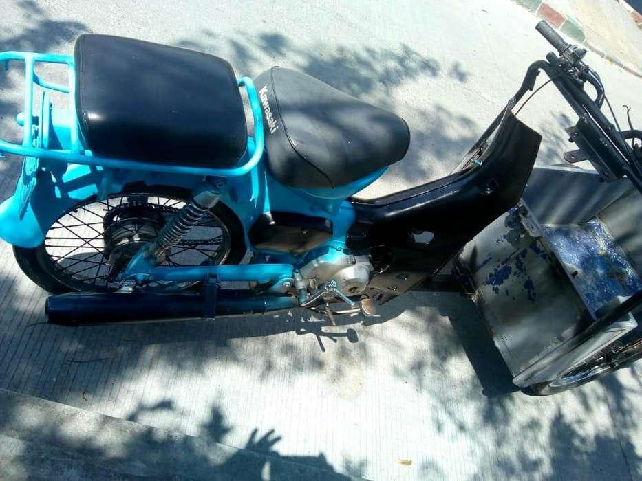 Mototriciclo Recien Reparado
