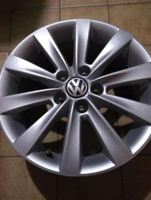 Ruedas Fox/suran Volkswagen Rod 15