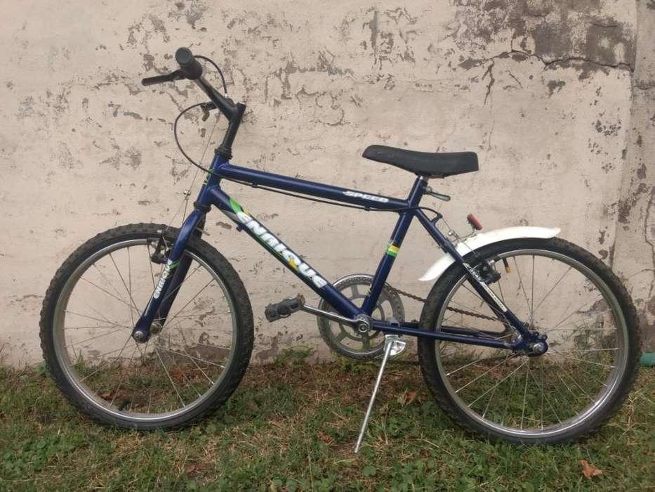 Bicicleta Enrique Excelente Estado