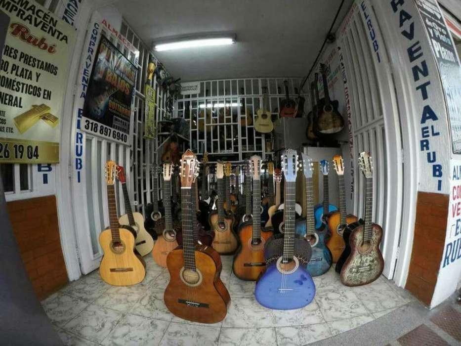 guitarras tulua