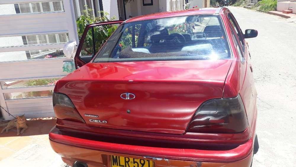 Daewoo Cielo 1995 - 210 km